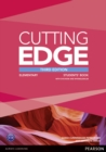 CUTTING EDGE ELEMENTARY     3E STUDENT BOOK W/DVD   793683 - Book