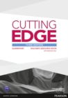 Cutting Edge 3rd Edition Elementary Teacher's Book with Teacher's Resources Disk Pack - Book