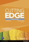 CUTTING EDGE INTERM.        3E STUDENT BOOK W/DVD   793687 - Book