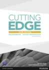 Cutting Edge 3rd Edition Pre-Intermediate Teacher's Book and Teacher's Resource Disk Pack - Book