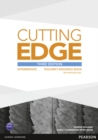 Cutting Edge 3rd Edition Intermediate Teacher's Book and Teacher's Resource Disk Pack - Book