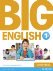 Big English 1 Activity Book - Book