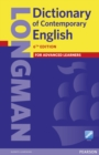 Longman Dictionary of Contemporary English 6 Cased and Online - Book