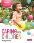 CACHE Entry Level 3/Level 1 Caring for Children Student Book - eBook