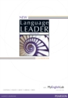 New Language Leader Advanced Coursebook with MyEnglishLab Pack - Book
