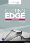 Cutting Edge Advanced New Edition Students' Book with DVD and MyLab Pack - Book