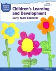 Pearson Edexcel Level 3 Diploma in Children's Learning and Development (Early Years Educator) Candidate Handbook - Book