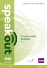 Speakout Pre-Intermediate 2nd Edition Workbook with Key - Book