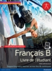 Pearson Baccalaureate Francais B new bundle (not pack) - Book