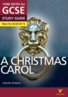 A Christmas Carol: York Notes for GCSE (9-1) - Book