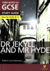 Dr Jekyll and Mr Hyde: York Notes for GCSE (9-1) - Book