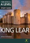 King Lear: York Notes for A-level - Book