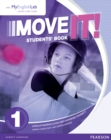 Move It! 1 Students' Book & MyEnglishLab Pack - Book