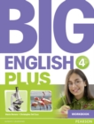 Big English Plus American Edition 4 Workbook - Book