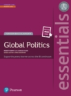 Pearson Baccalaureate Essentials: Global Politics print and ebook bundle - Book