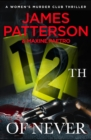 12th of Never : A serial killer awakes... (Women s Murder Club 12) - eBook
