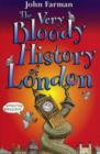 The Very Bloody History Of London - eBook