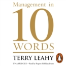 Management in 10 Words - eAudiobook