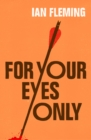 For Your Eyes Only - eBook