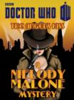 Doctor Who: The Angel's Kiss : A Melody Malone Mystery - eBook