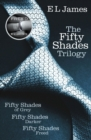 Fifty Shades Trilogy: Fifty Shades of Grey / Fifty Shades Darker / Fifty Shades Freed - eBook