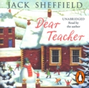 Dear Teacher - eAudiobook