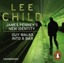 James Penney's New Identity/Guy Walks Into a Bar : Two Jack Reacher short stories - eAudiobook