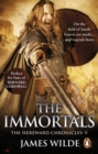 Hereward: The Immortals : (The Hereward Chronicles: book 5): An adrenalin-fuelled, gripping and bloodthirsty historical adventure set in Norman England you won t be able to put down - eBook