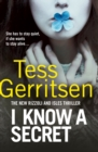 I Know a Secret : (Rizzoli & Isles 12) - eBook