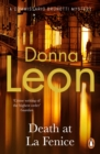Death At La Fenice : (Brunetti 1) - eBook