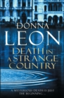 Death In A Strange Country : (Brunetti 2) - eBook