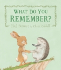 What Do You Remember? - eBook