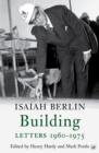 Building : Letters 1960-1975 - eBook
