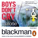 Boys Don't Cry - eAudiobook