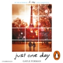 Just One Day - eAudiobook