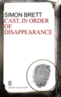 Cast in Order of Disappearance - eBook