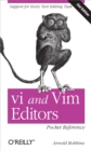 vi and Vim Editors Pocket Reference : Support for every text editing task - eBook