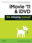 iMovie '11 & iDVD: The Missing Manual - eBook