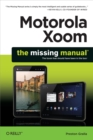 Motorola Xoom: The Missing Manual - eBook