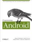 Programming Android - eBook