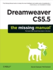 Dreamweaver CS5.5: The Missing Manual - eBook