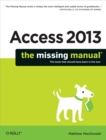 Access 2013: The Missing Manual - eBook