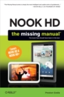 NOOK HD: The Missing Manual - eBook