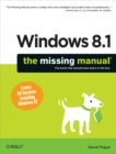 Windows 8.1: The Missing Manual - eBook