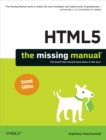 HTML5: The Missing Manual - eBook
