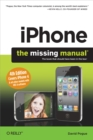 iPhone: The Missing Manual : Covers iPhone 4 & All Other Models with iOS 4 Software - eBook