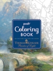 Posh Adult Coloring Book: Thomas Kinkade Designs for Inspiration & Relaxation - Book