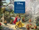 Disney Dreams Collection Thomas Kinkade Studios Disney Princess Coloring Poster - Book
