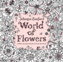Johanna Basford - World of Flowers 2020 Colouring Square Wall Calendar - Book