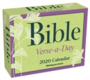 Bible Verse-A-Day 2020 Mini Day-to-Day Calendar - Book